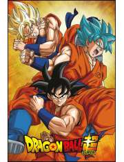 Dragon Ball Super Goku - plakat