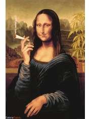 Mona Lisa Joint - plakat