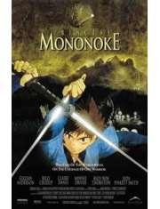 Księżniczka Mononoke - plakat