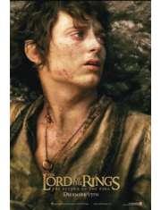 Władca Pierścieni Frodo - plakat