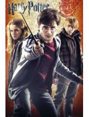 Harry Potter Trio - plakat