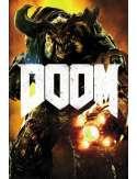 Doom Cyber Doom - plakat