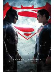 Batman v Superman Key Art - plakat