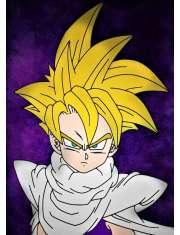 Dragon Ball - Gohan - plakat