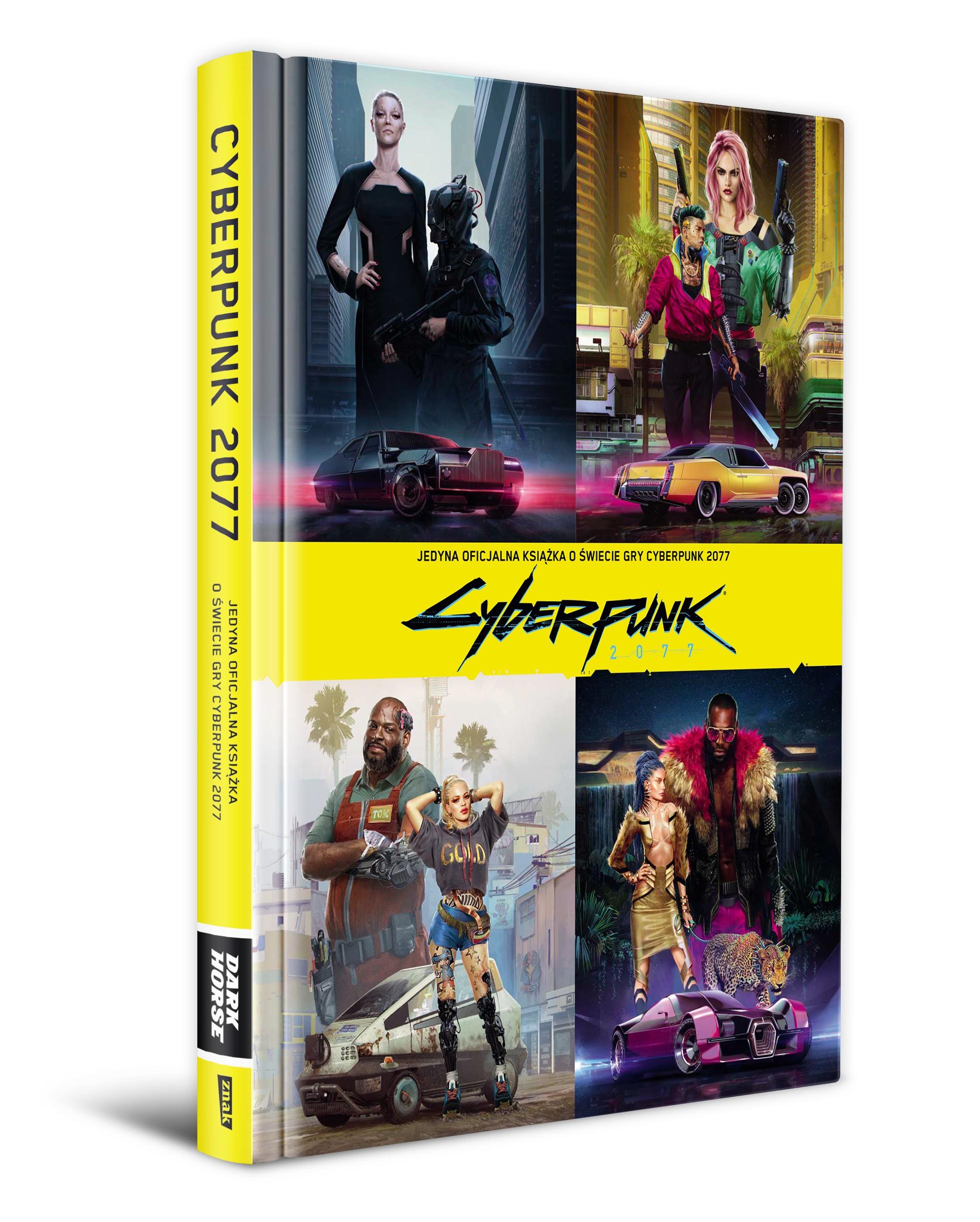 Cyberpunk 2077. Jedyna oficjalna książka o świecie