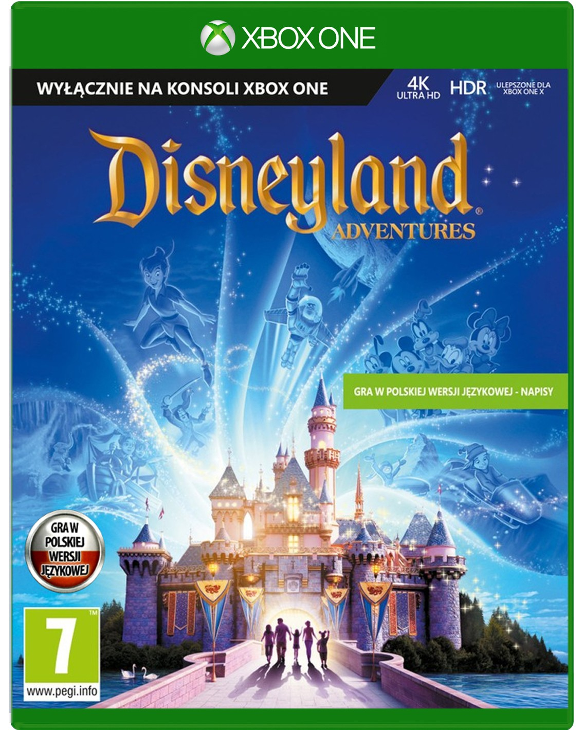 Gra Disneyland Adventures Xbox One