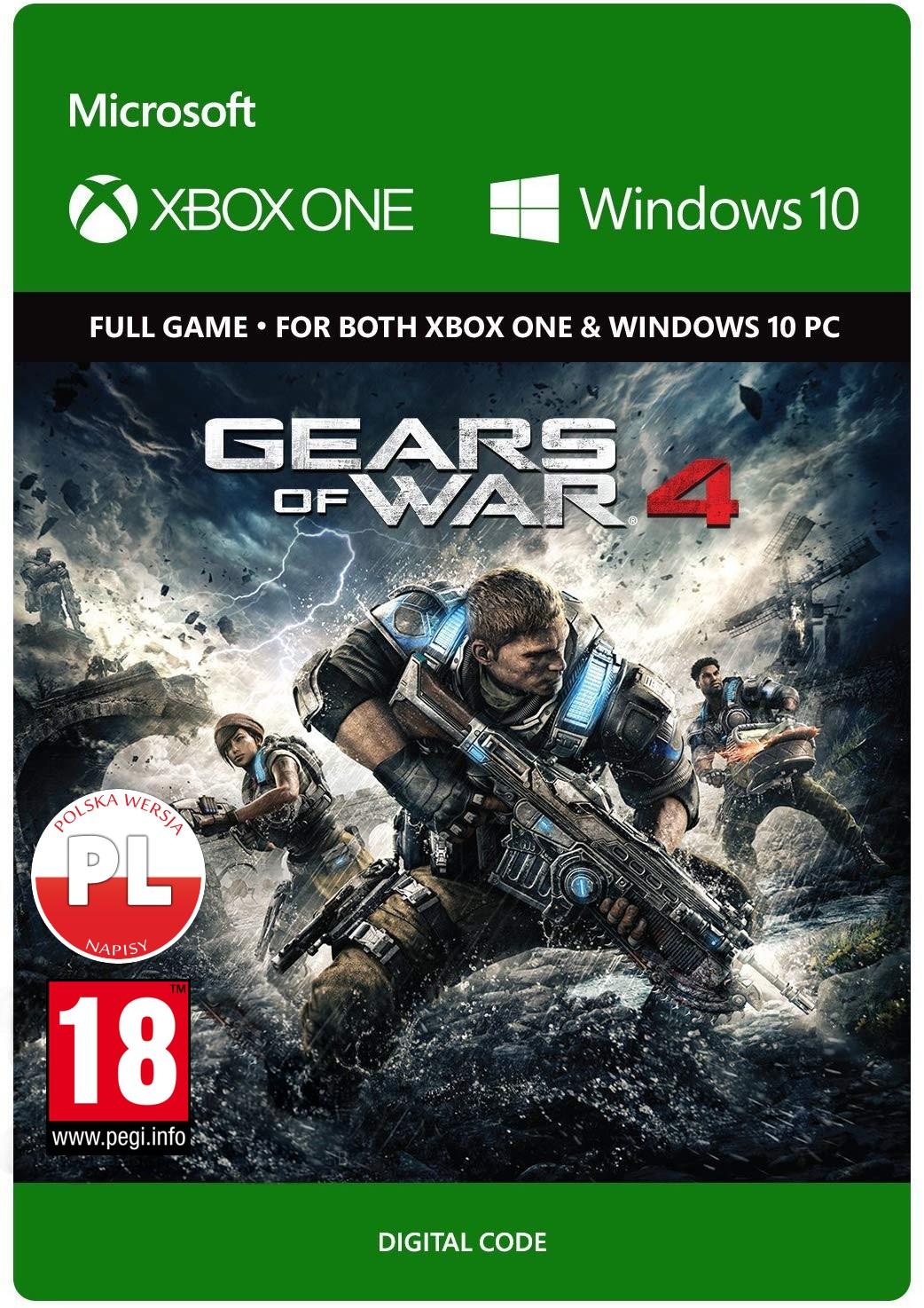 Gra Gears of War 4 Xbox One