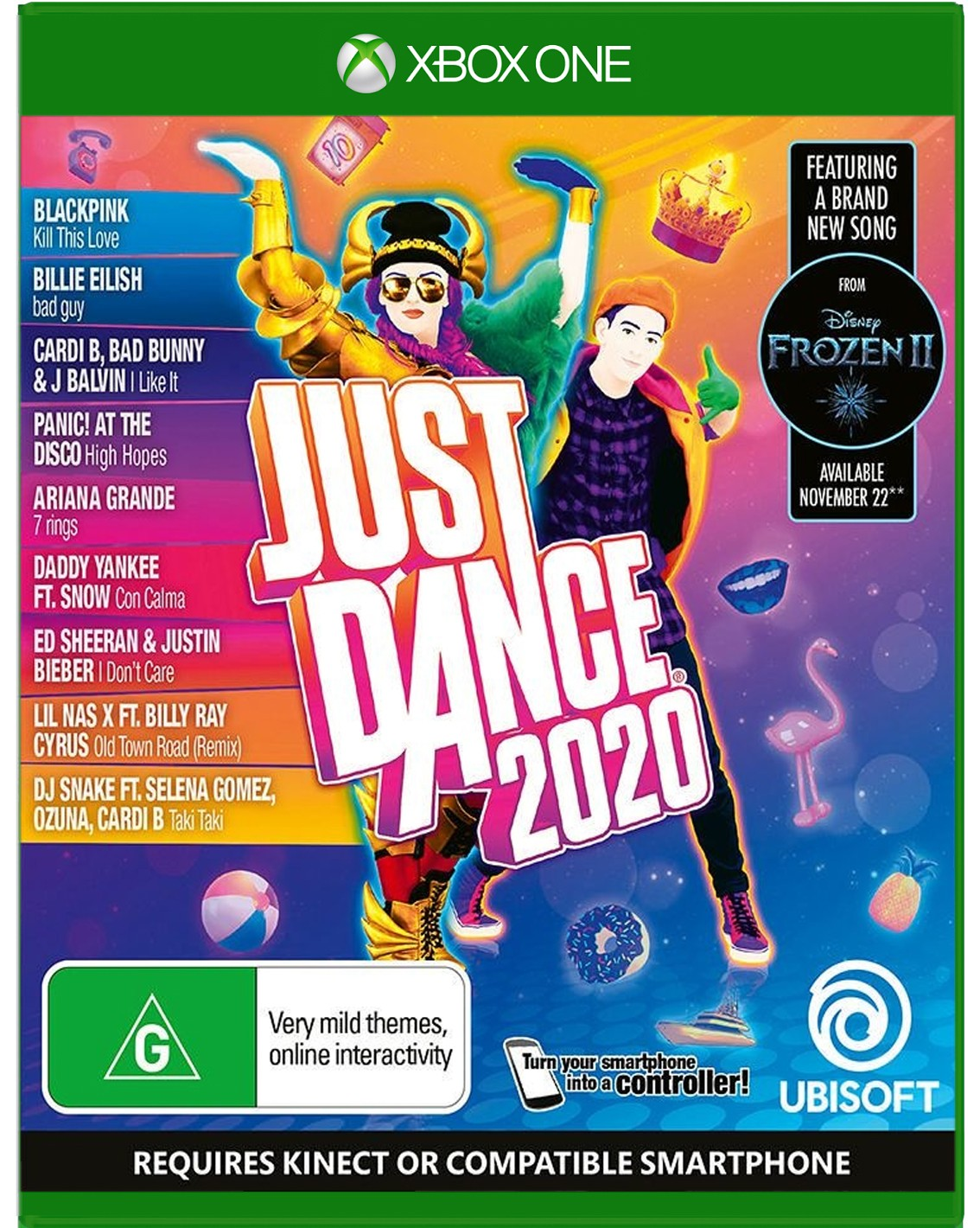 Gra Just Dance 2020 Xbox One