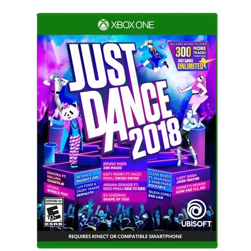 Gra Just Dance 2018 Xbox One