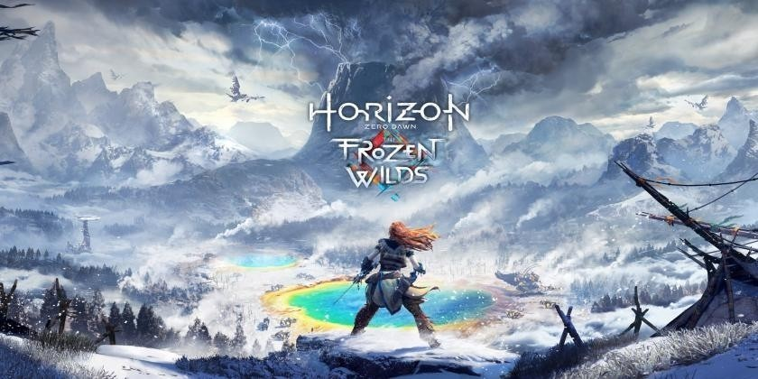 Premierowy zwiastun Horizon: Zero Dawn The Frozen Wilds