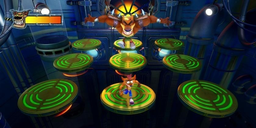 Crash Bandicoot N-Sane Trilogy także na platformach na Xbox One, Nintendo Switch i PC