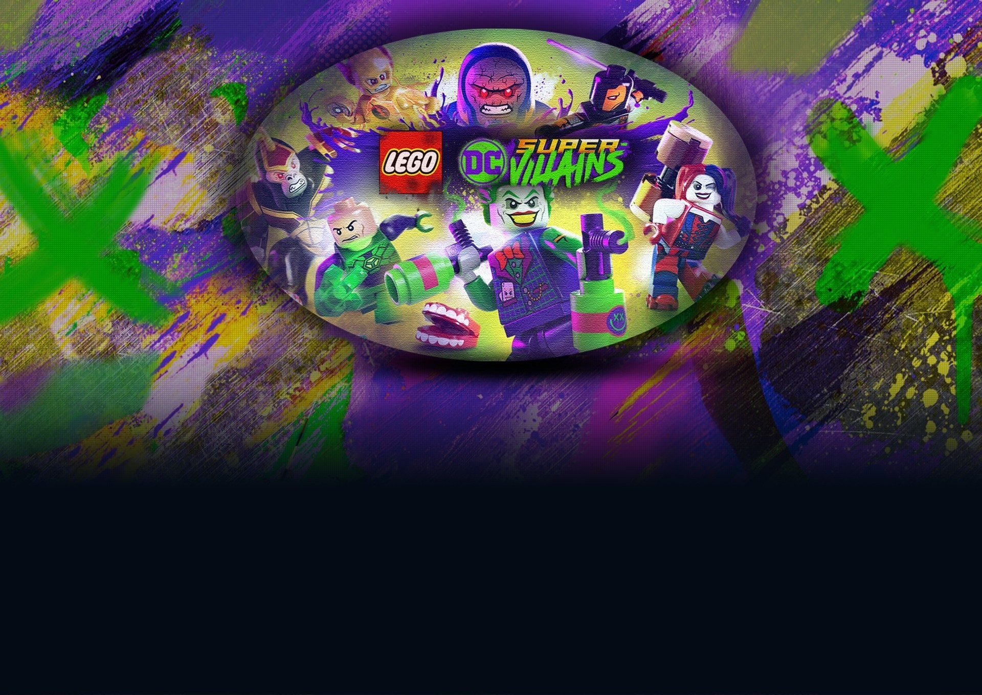 Lego DC Super Villains Złoczyńcy
